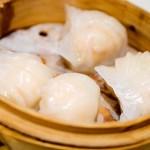 shrimpdumplingszelf gekochte dumplings